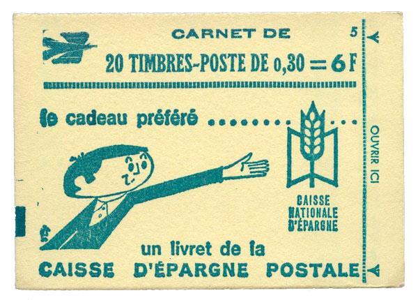 N 1536a C1 Timbre France Carnets Yvert Et Tellier Philatelie