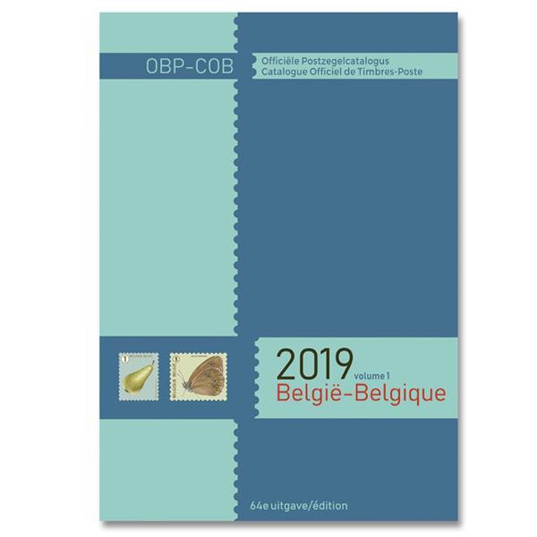 Cob 2018 Cote Des Timbres Belges
